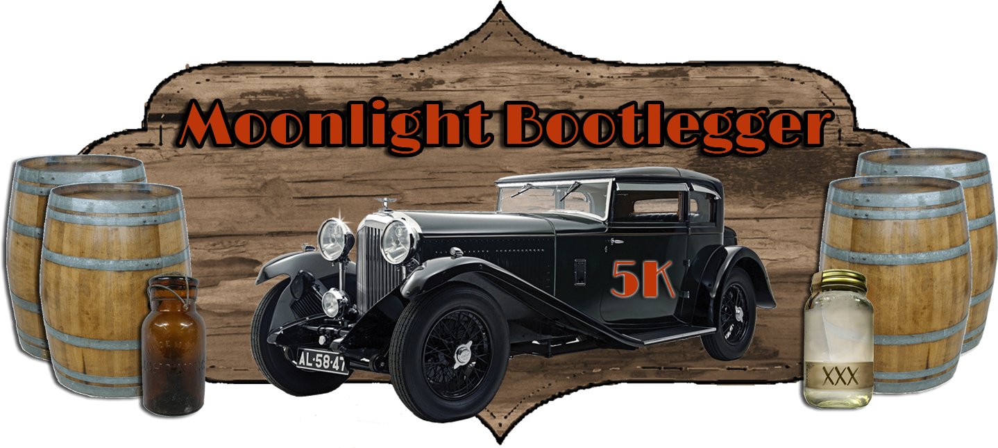 Moonlight Bootlegger 5K Trail Race