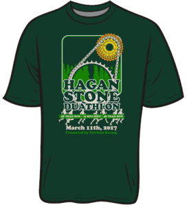 hagan stone shirt design