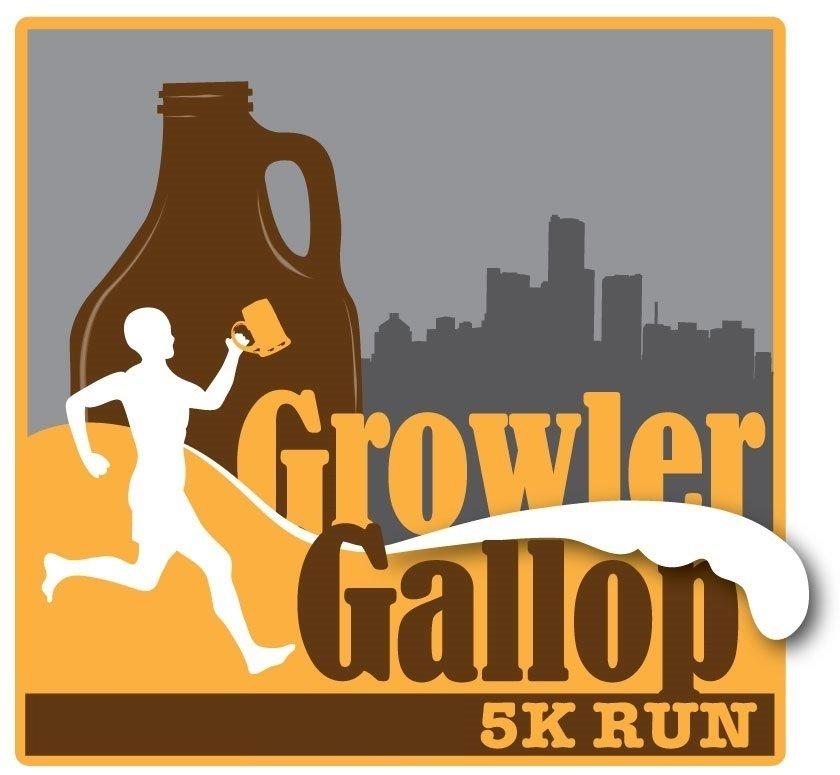 5k Growler Logo