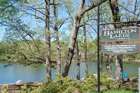 Hamilton Lakes' gorgeous scenery.